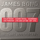 James Bond - 50 Years Anniversary/Johnny Pearson & His London Orchestra