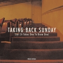 Liar [It Takes One To Know One] (U.K. 2-Track CD)/Taking Back Sunday