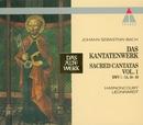 Bach, JS : Sacred Cantatas Vol.1 : BWV1-14, 16-19/Nikolaus Harnoncourt