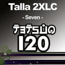 Seven/Talla 2XLC