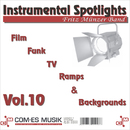 Instrumental Spotlights (Vol.10)/Fritz Münzer Band