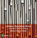 Bach, JS : Complete Organ Works [1980]/Marie-Claire Alain