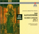 Bach : Sacred Cantatas Vol.2 : BWV 20-36/Nikolaus Harnoncourt