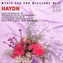 Music For The Millions Vol. 11 - Joseph Haydn/Slovak Philharmonic Orchestra, Caspar de Salo Quartet