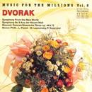 Music For The Millions Vol. 8 - Antonin Dvorak/Slovak National Philharmonic Orchestra, Marian Lapsansky, Peter Toperczer