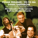 Brahms: Double Concerto / Mendelssohn: Violin Concerto/Daniel Barenboim