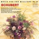 Music For The Millions Vol. 15 - Franz Schubert/Slovak Philharmonic Orchestra, Caspar de Salo Quartet
