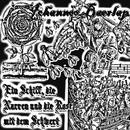 Ein Schiff, die Narren und die Rose mit dem Schwert/Johannes Baerlap