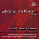 Wilhelmine von Bayreuth/Elisabeth Weinzierl, Edmund Wächter, Eva Schieferstein, Philipp von Morgen