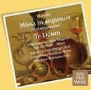 Haydn : Mass No.11 in D minor, 'Missa in angustiis' [Nelson Mass] & Te Deum (DAW 50)/Nikolaus Harnoncourt & Concentus musicus Wien