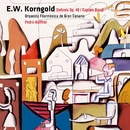 Korngold : Sinfonia Op.40 & Captain Blood [Excerpts]/Pedro Halffter y la Orchestra Filarmonica de Gran Canaria