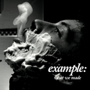 What We Made (Video Single)/Example