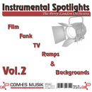 Instrumental Spotlights Vol. 2/The Perry London Orchestra