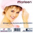 Dunkelrotes Cabrio/Marleen