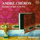 Chéron: Sonates en duo et en trio/Affetti Musicali