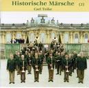 Carl Teike - Historische Märsche 2/Landespolizeiorchester Brandenburg
