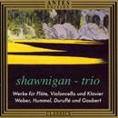 Werke für Floete, Violoncello und Klavier/Shawnigan-Trio