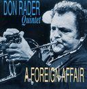 A Foreign Affair/Don Rader Quintet