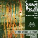 Robert Schumann: Complete Piano Works 13/Franz Vorraber