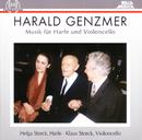 Harald Genzmer: Musik für Harfe und Violoncello/Harald Genzmer: Musik für Harfe und Violoncello
