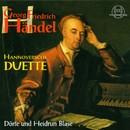 Georg Friedrich Händel: Hannoversche Duette/Dörte Blase, Heidrun Blase