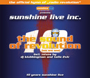 The Sound Of Revolution [We Are One]/Sunshine Live Inc.