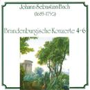 Johann Sebastian Bach: Brandenburgische Konzerte 4-6/Baroque Studio Orchestra, Christiane Jaccottet, Karel Brazda