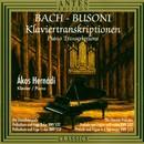 Klaviertranskriptionen von Bach & Busoni/Ákos Hernádi