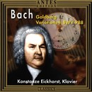 Johann Sebastian Bach: Goldberg-Variationen BWV 988/Konstanze Eickhorst