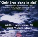 Clairières dans le ciel/Wiebke Hoogklimmer, Patrick Walliser