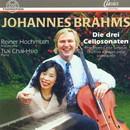 Johannes Brahms: Die drei Cellosonaten/Reiner Hochmuth, Tsai Chai-Hsio