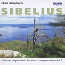 Sibelius : Published Original Works for Piano - Complete Edition Vol. 2/Eero Heinonen