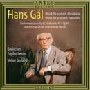 Hans Gál/Badisches Zupforchester, Volker Gerland