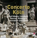 Concerto Köln plays Dall'Abaco, Locatelli, Vanhal, Kozeluch and Eberl/Concerto Köln