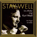 Stay Well - Urs Affolter singt Kurt Weill/Urs Affolter