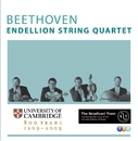 Beethoven : Complete String Quartets, Quintets & Fragments/Endellion String Quartet