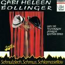 Schnulzlech, Schmus, Schlamaseltov/Gabi Heleen Bollinger, Teutonisch Jiddisch Rythm Band