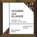 Saitenspruenge im Duett - Gitarre und Klavier/Boris Bagger, Kalle Randalu