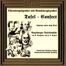 Johann Valentin Rathgeber: Augsburger Tafelkonfekt/Consortium Canticum Leipzig, Kammermusikensemble Freiburg
