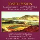 Joseph Haydn: Klavierkonzerte/Mihai Ungureanu, Kammerorchester Elche, Alfonso Saura Llacer