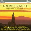 Duruflé: Requiem op. 9, Suite op. 5/Rannveig Braga, Michael Jón Clarke, Hallgrímskirkja Motet Choir, Hannfried Lucke, Inga Rós, Hördur Áskelsson