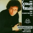 Robert Schumann: Complete Piano Works 4/Franz Vorraber