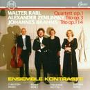 Rabl, Zemlinsky, Brahms/Ensemble Kontraste