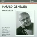 Genzmer: Kammermusik/Jörg Widmann, Oliver Triendl, Dávid Adorján