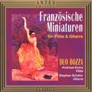 Franzoesische Miniaturen fuer Floete und Gitarre/Duo Bozza
