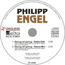 Genug ist genug/Philipp Engel