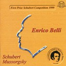 First Price Schubert Competition 1999/Enrico Belli