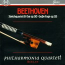 Beethoven: Streichquartett B-Dur op. 130, Große Fuge op. 133/Philharmonia Quartett Berlin