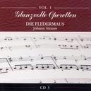 Glanzvolle Operetten: Die Fledermaus/Wiener Unterhaltungsorchester und Wiener Chorvereinigung