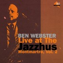 Live At The Jazzhus Vol. 2/Ben Webster